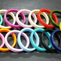 Rubber Protective Ring - Assorted Colours